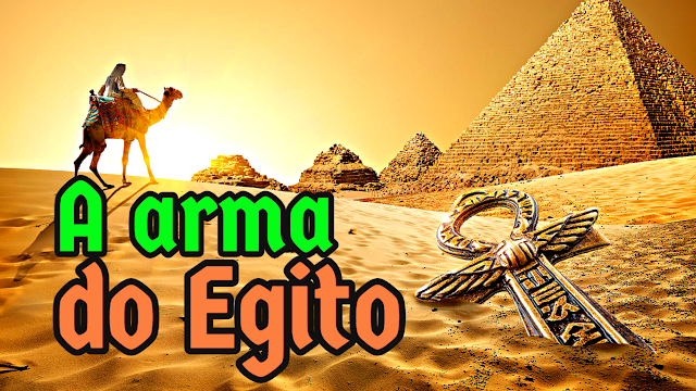 Essa é a espada mais letal do Antigo Egito!