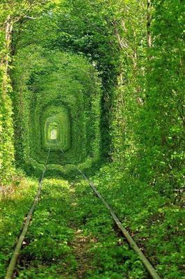 Terowong cinta di Ukraine