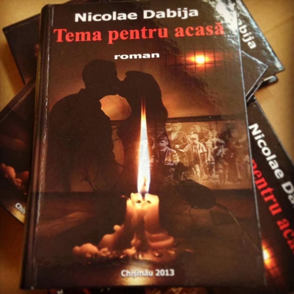 Tema pentru acasa nicolae dabija