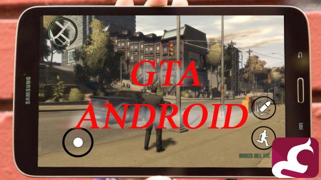 تحميل لعبة gta للاندرويد