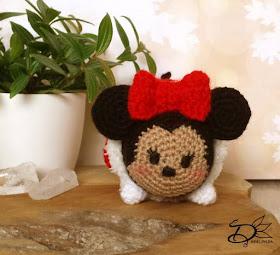 Version Amigurumi Minnie Mouse | 255x280