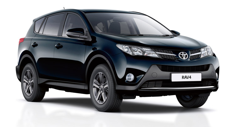 2015 toyota rav4 gets new business edition and equipment upgrades in the uk. Black Bedroom Furniture Sets. Home Design Ideas