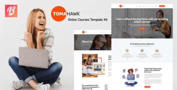 Best Online Courses Template Kit