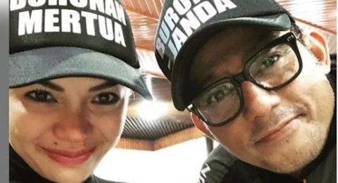MA Tolak Kasasi Dipo Latief, Nikita Mirzani: Giliran Saya Bertindak