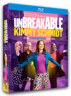 Blu-ray Review - Unbreakable Kimmy Schmidt: The Complete Series