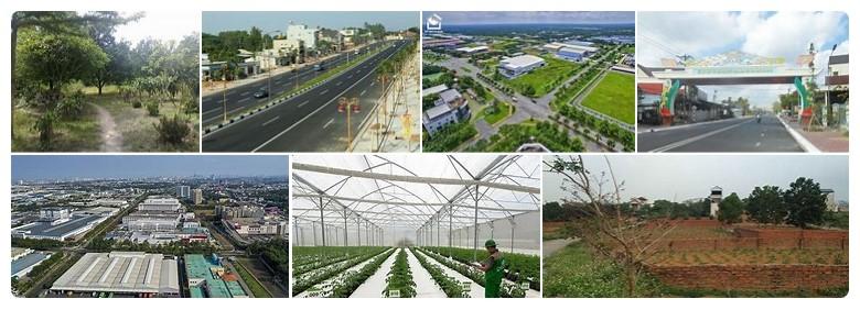 Quản lý chuyển đổi mục đích sử dụng đất nông nghiệp