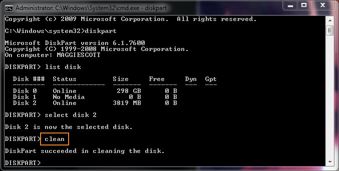 How To - How to Format Hard Drive Using Command Prompt