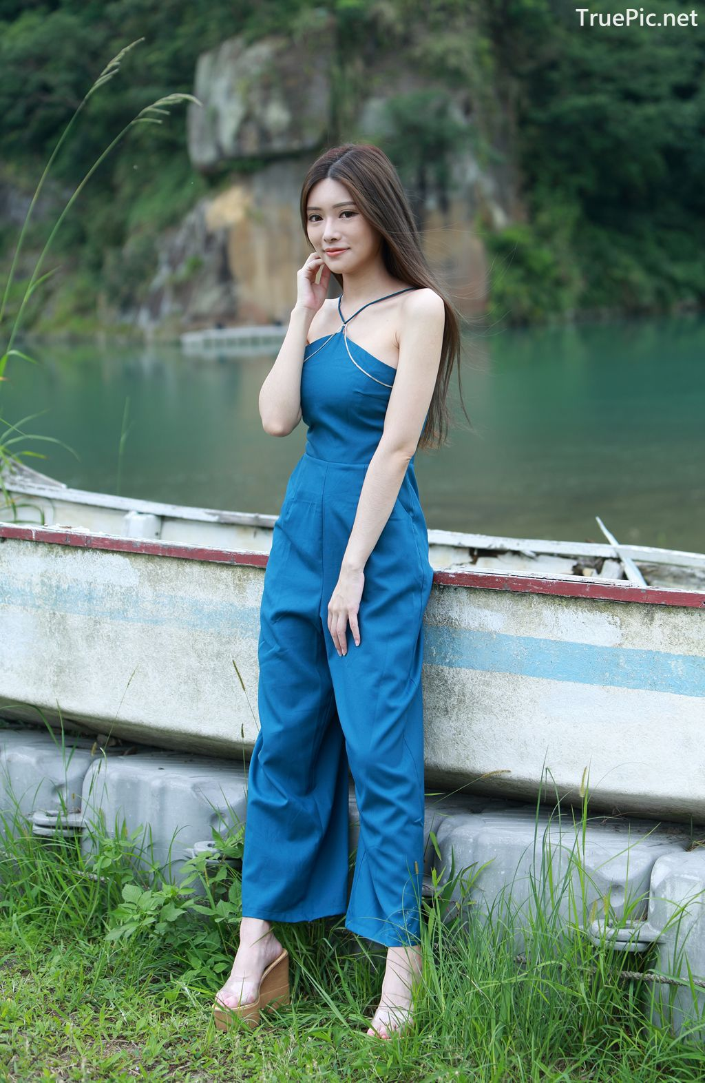 Image-Taiwanese-Pure-Girl-承容-Young-Beautiful-And-Lovely-TruePic.net- Picture-6