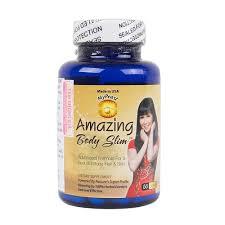 Amazing Body Slim - giảm cân nhanh và an toàn