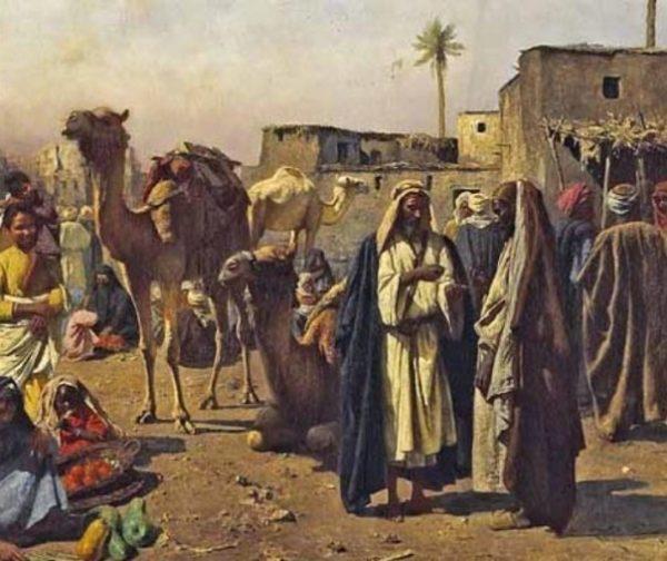 arab badui dan arab hadhari