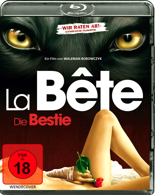 Descargar La bestia | 1975 | Fantástico. Erótico. Culto | BDrip 1080p |