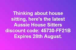 If you're thinking of becoming a house sitter...