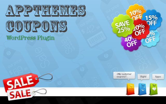 AppThemes Coupons Plugin (Download)