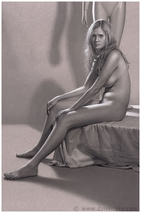 Realistic naked girls