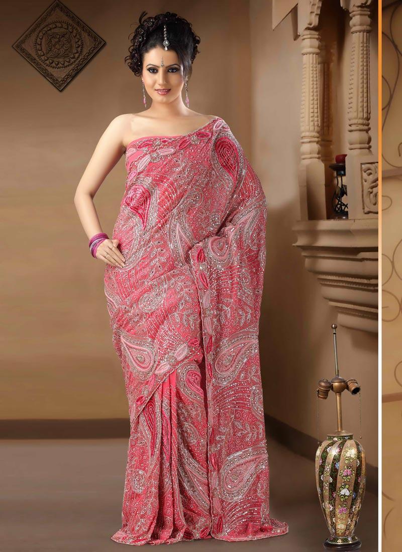 Bollywood Sarees Navels: Indian Bridal Saree