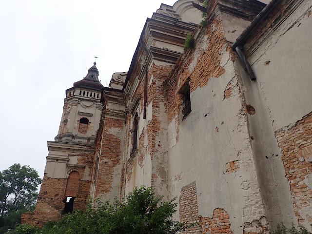 Ruiny kościoła św. Marka (Wariaż/Waręż)