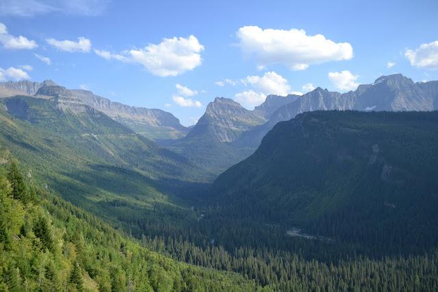 Національний парк Глейшир: Дорога-що-веде-до-сонця (Glacier National Park: Going-to-the-Sun Road)