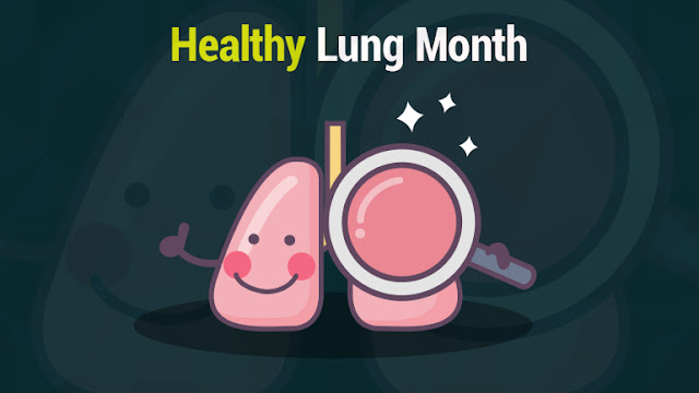 5 Ways to Make the Most of Healthy Lung Month