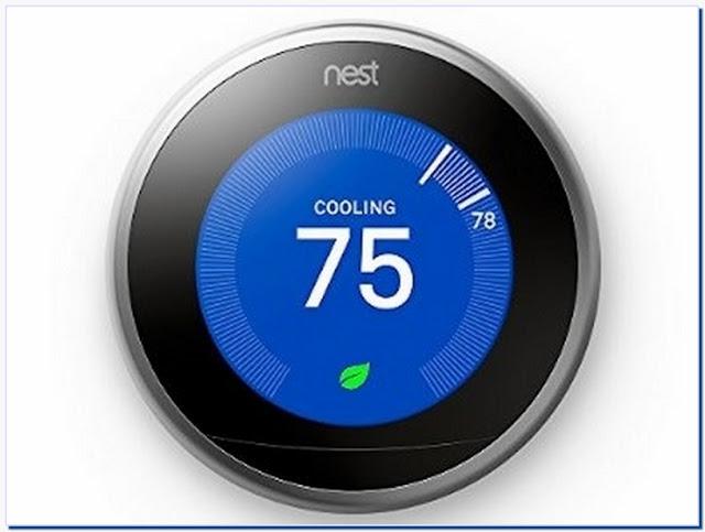 Refurbished nest thermostat 3rd generation