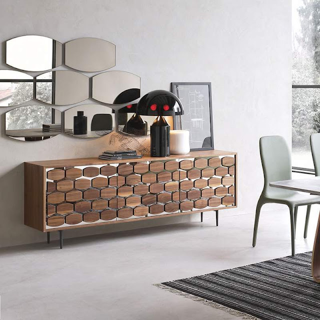Modern sideboard design living room