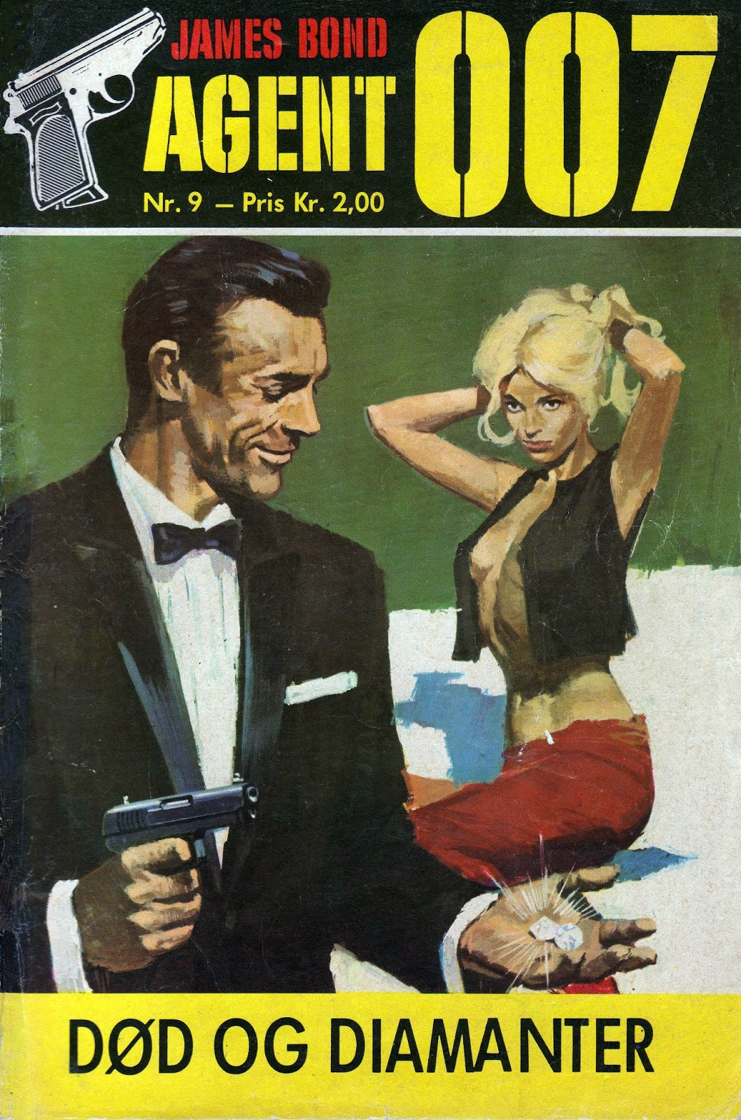 James bond the secret agent march 2017 if you wish to read diamonds are forever you can buy it at amazon us here and amazon uk here malvernweather Image collections