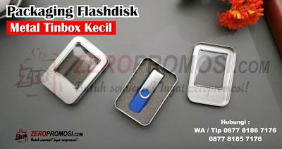 Box Packaging Metal Souvenir USB Flashdisk Promosi, Metal Tinbox Kecil Untuk Souvenir Flashdisk, Box Metal Premium KECIL Packaging Souvenir USB Flashdisk Promosi