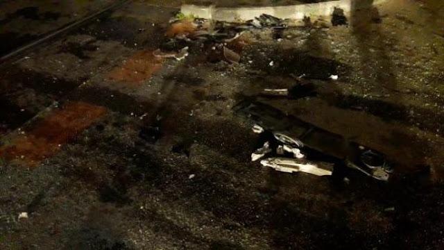 إصطدام قوي بين دراجتين بطريق الموت ضواحي أكادير يخلف ضحايا