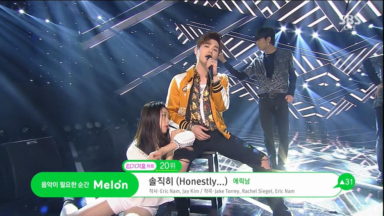 Chamita K-POP Live Performance Download: 180429 SBS Inkigayo