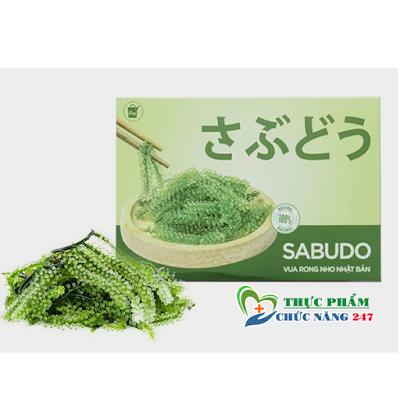 Sản phẩm Rong nho Sabudo giá bao nhiêu, Rong nho Sabudo F99 bán ở đâu ?