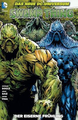Swamp Thing 7 | Der Eiserne Frühling | DC-Comic aus dem Panini-Verlag