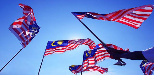 Bendera malaysia, hari merdeka,