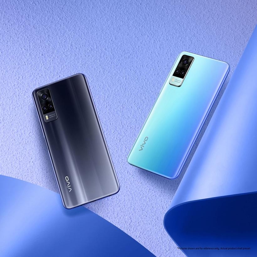 Gaming smartphone vivo Y31 pre-order starts Feb. 6