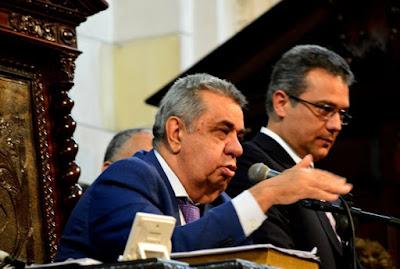 TRF decreta prisão preventiva de Picciani, Albertassi e Paulo Melo