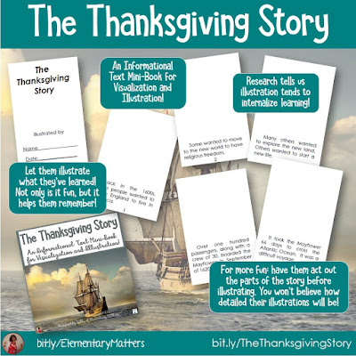 https://www.teacherspayteachers.com/Product/The-Thanksgiving-Story-Informational-Text-for-Visualizing-and-Illustration-168614?utm_source=blog%20post&utm_campaign=Thanksgiving%20Story