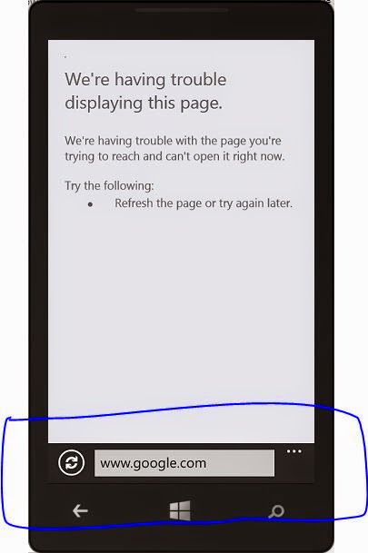 How to add a Hyperlink Button control to a page in Windows Phone 8