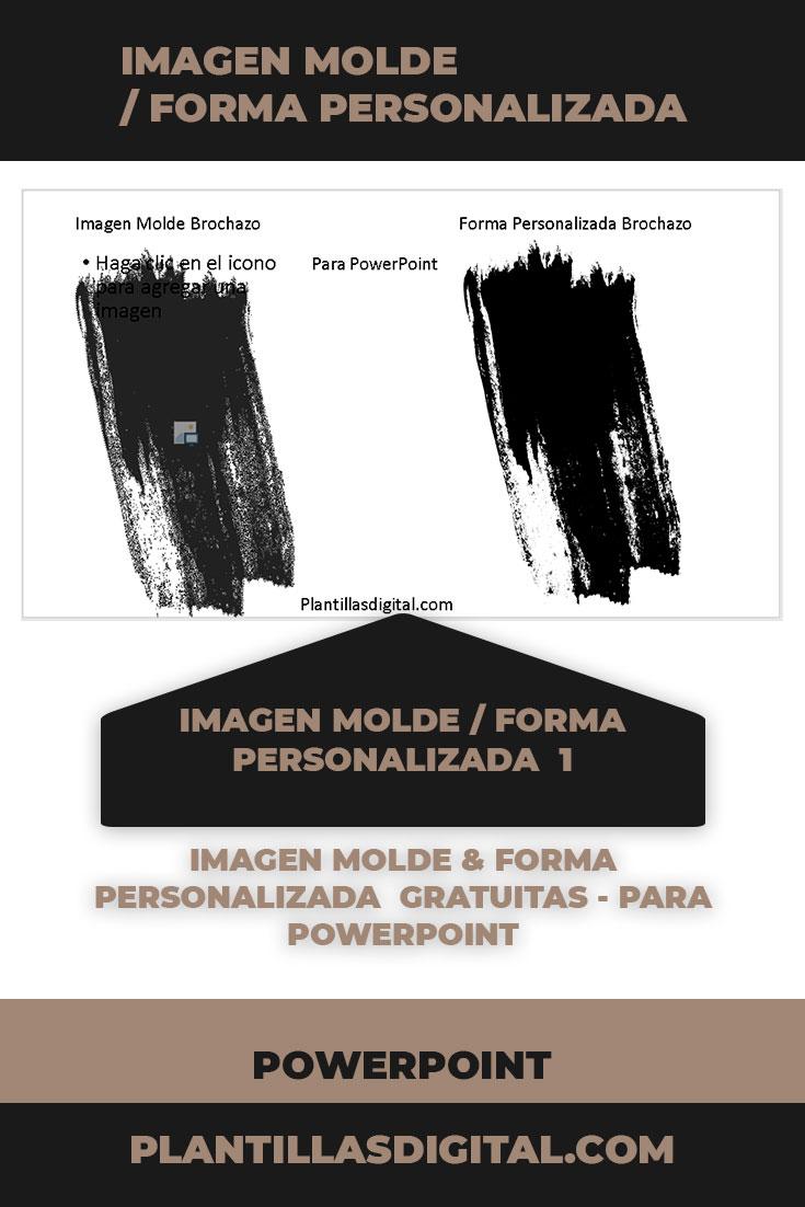 imagen molde forma personalizada para powerpoint gratuitos 1