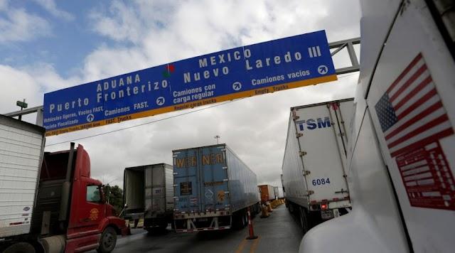 EL 77 POR CIENTO DEL COMERCIO ENTRE MÉXICO Y EUA SE MOVILIZA EN AUTOTRANSPORTE: GRE