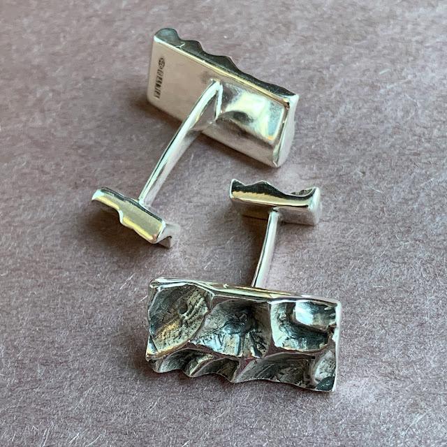 Tracy Trainor Jewellery Ebb Cufflinks