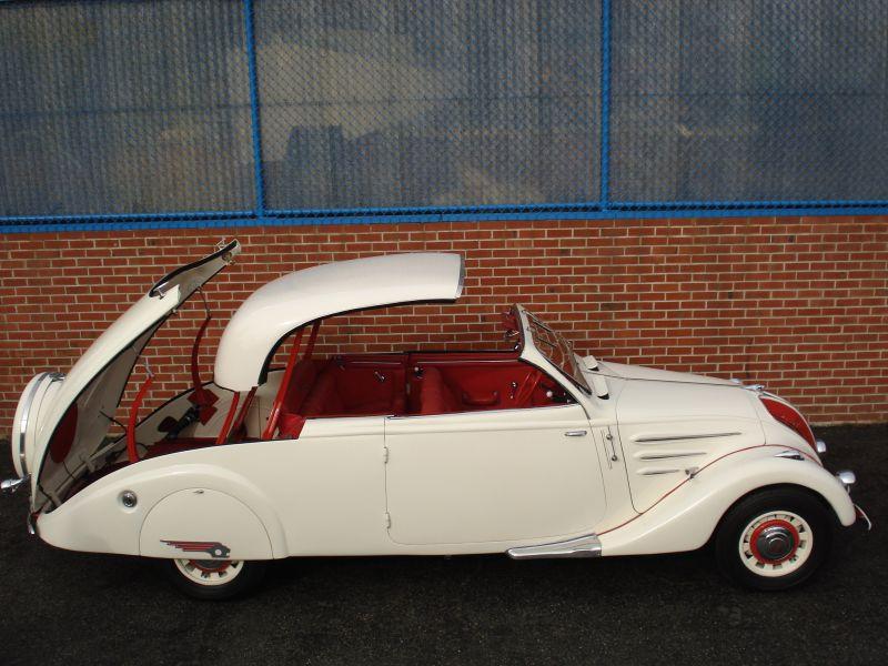 peugeot1938 Όταν ο Armand Peugeot έφτιαξε το γρηγορότερο όχημα του κόσμου