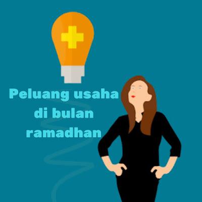 Peluang usaha di bulan ramadhan yang menguntungkan dan menjanjikan