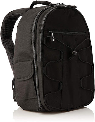 Amazon basic backpack for Slr/Dslr cameras bag