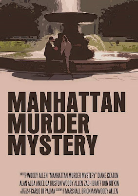 মুভি রিভিউঃ Manhattan Murder Mystery (1993)