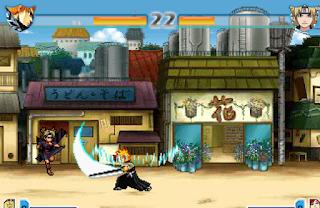 Bleach Vs Naruto 2.5 - Chơi game Naruto 2.5 4399 trên Cốc Cốc e