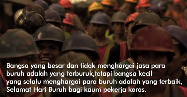 Kumpulan kata kata ucapan Selamat Hari Buruh Sedunia