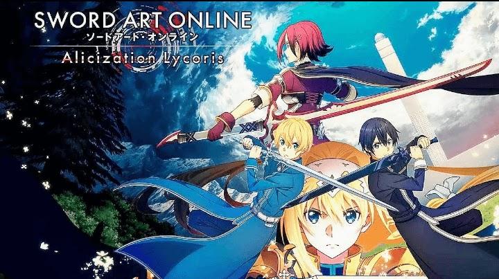 La famosa serie de anime Sword Art Online está arrasando en el mundo del anime. Para el próximo, Sword Art Online Alicization: War of underworld Part2