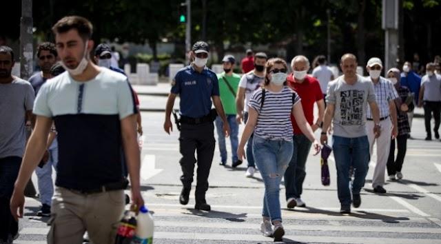 Türkiye'de iyileşenlerin sayısı 209 bin 487'ye yükseldi