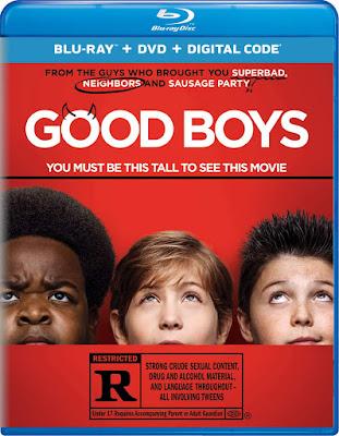 Good Boys (2019) Dual Audio [Hindi 5.1ch – Eng 5.1ch] 720p | 480p BluRay ESub x264 800Mb | 300Mb