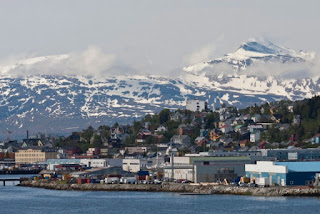 Tromsø in Summer