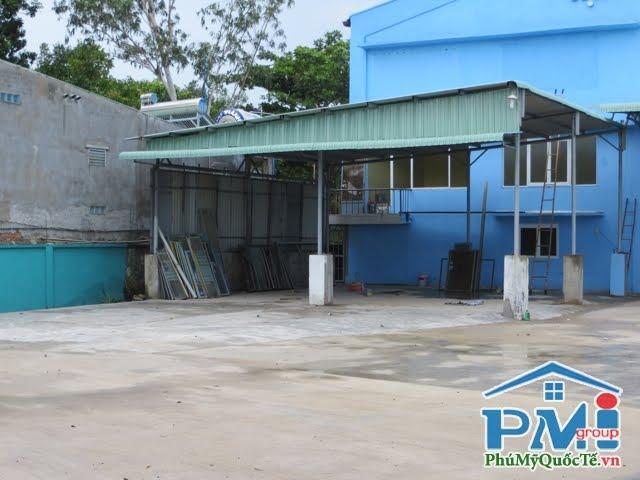 Cho thuê kho xưởng gần khu công nghiệp Phú Mỹ 3