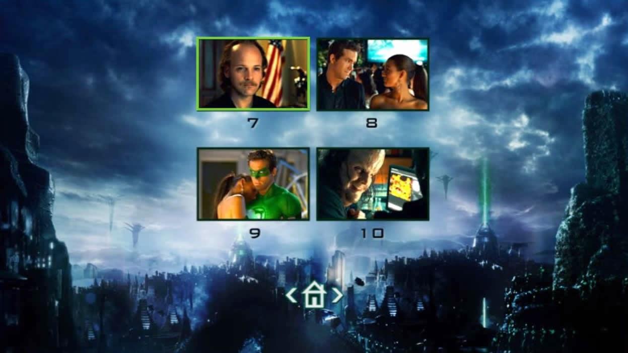 Green Lantern 2011 Dvd Analysis Dvd Authoring